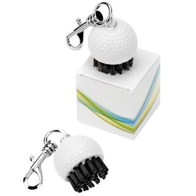 Golfbürste mit Firmenlogo