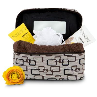 Geschenkset Wellness-Tasche Comfort - individualisierbar