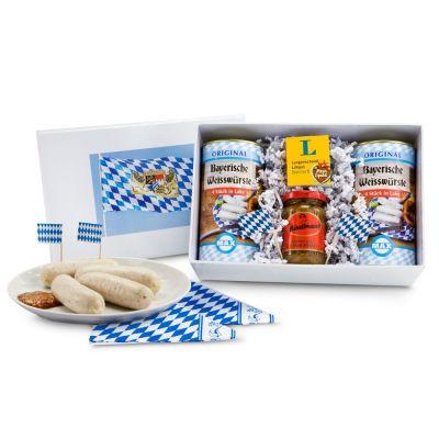 Geschenkset Bayerische Verführung - mit Individualisierung
