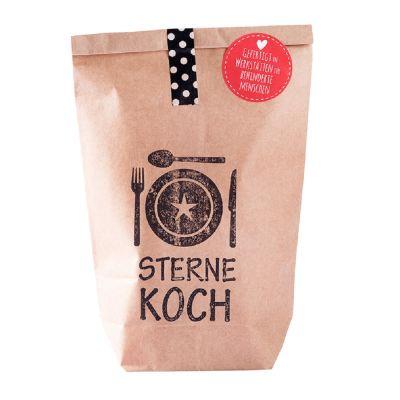"""Wundertüte """"Sternekoch"""" für Gourmets & Hobbyköche individualisierbar"""