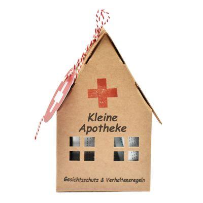 Kleines Apothekenhaus - Notfall Set für alle Fälle individualisierbar