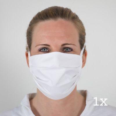 Premium Stoffmaske mit intelligentem Tragekonzept