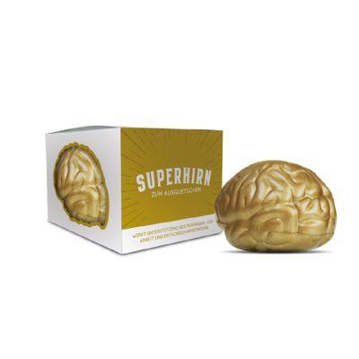 Superhirn - Werbeartikel individualisierbar