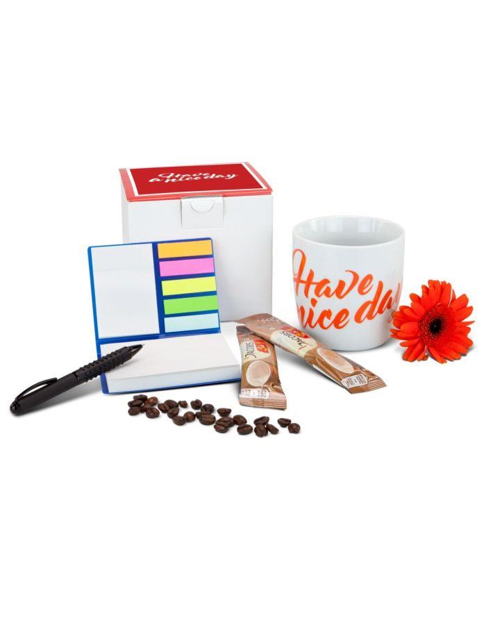 Geschenkset Have a nice day - mit Individualisierung