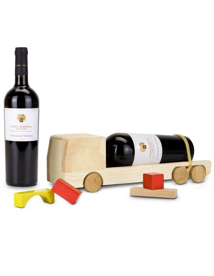 Geschenkset Wine-Truck - mit Logogravur