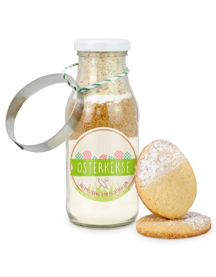Backmischung Süße Osterkekse S - Etikett individuell gestaltbar