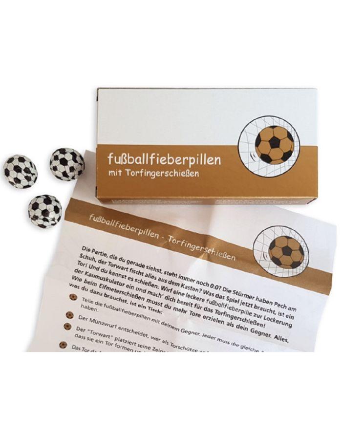 Fußballfieberpillen - individuell gestaltbar