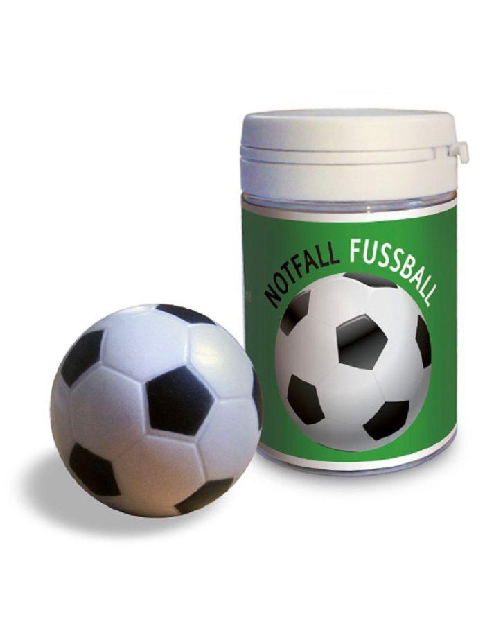 Notfall Fußball - Werbeartikel individualisierbar