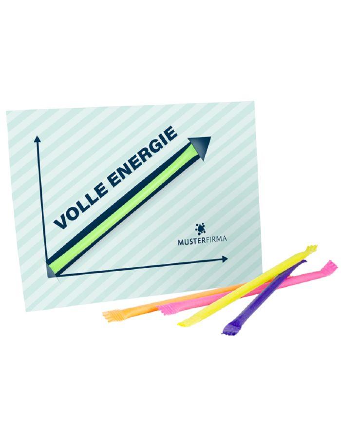 Mailingkarte Energie - individuell bedruckbar