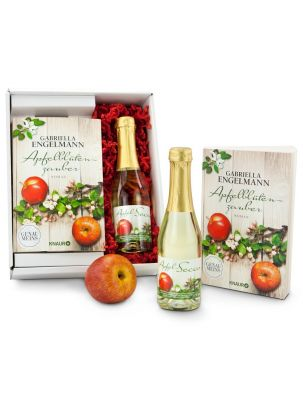 Geschenkset Apfelblütenzauber - mit Individualisierung
