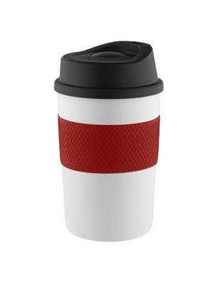 """Thermobecher """"Crema Coffee House"""" mit Logogravur oder -druck"""
