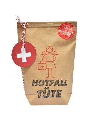 Notfall-Wundertüte Krankenschwester - individualisierbar