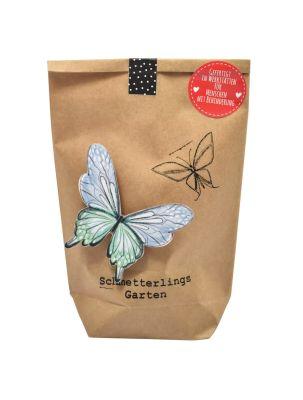 Wundertüte Schmetterlings-Garten mit 3D Schmetterling