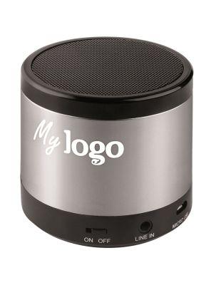 """Bluetooth Lautsprecher """"Sound 'n Logo"""" mit Logodruck oder -gravur"""