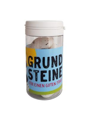 Grundsteine - Werbeartikel individuell gestaltbar