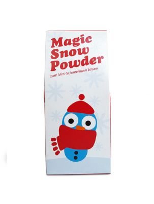 Magic Snow Powder - Werbeartikel individuell gestaltbar