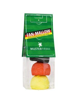 Naschbeutel Fan-Mallow - individualisierbar